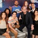 America Ferrera and Ben Feldman – Superstore Comic Con Portraits for Entertainment Weekly (July 2019) - 454 x 356