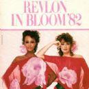 Kelly LeBrock & Iman - Revlon Ad 1982 - 438 x 465