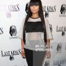 Blac Chyna Attends The Exclusive Press Preview of Tyga's New Store, Last Kings Flagship Store in Los Angeles, California - February 20, 2014