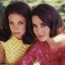 Lana Wood and Natalie Wood
