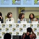 Nicole Beharie- July 26, 2014- Entertainment Weekly: Women Who Kiss Ass Panel and Press Line - 400 x 258
