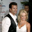 Lorenzo Lamas and Barbara Ann Moore - 413 x 594