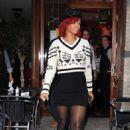 Rihanna: SoHo Stylish