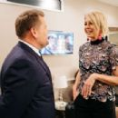 Jenna Elfman on 'The Late Late Show with James Corden' in Los Angeles - 454 x 303