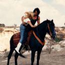 Maria Giovanna Elmi and Sylvester Stallone - 454 x 503