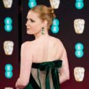 Amy Adams arrives The EE British Academy Film Awards - Red Carpet (2017) - 407 x 612