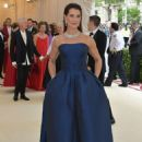 Brooke Shields – 2018 MET Costume Institute Gala in NYC - 454 x 634