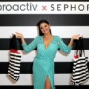Singer And Songwriter Maite Perroni Celebrates Proactiv X Sephora Partnership At A Private Concert With Fans In Los Angeles - 454 x 328