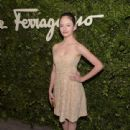 Actress Mackenzie Foy attends as Ferragamo Celebrates 100 Years in Hollywood at the newly unveiled Ferragamo boutique on September 9, 2015 in Beverly Hills, California - 441 x 600