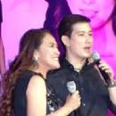 Richard Yap and Ai-Ai de las Alas