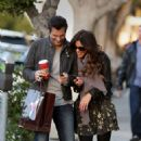 Kate Beckinsale: in Los Angeles