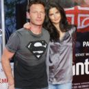 Thomas Kretschmann and Shermine Shahrivar - 396 x 594