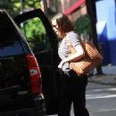 Liv Tyler Leaving Her House In The West Village, 2008-08-09