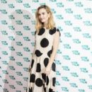 Lily James – Into Film Award 2019 at Odeon Luxe Leicester Square in London 04/03/2019 - 398 x 600
