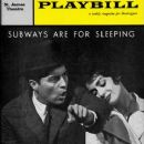 Subways Are For Sleeping - 250 x 377
