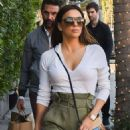 Eva Longoria – Shopping in Beverly Hills