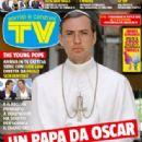 Jude Law - TV Sorrisi e Canzoni Magazine Cover [Italy] (15 October 2016)