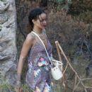 Rihanna Vacation Pics from Corsica