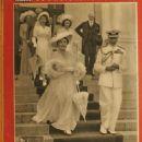Queen Elizabeth the Queen Mother - Images du Monde Magazine Pictorial [France] (11 March 1947)