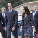 The Duke and Duchess of Cambridge Visit Paris: Day Two - 444 x 600