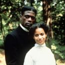 Debbie Allen and Howard Rollins