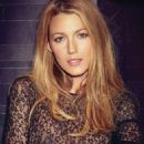 Blake Lively Vogue India Magazine February 2015