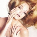 Lindsay Ellingson Vogue Magazine February 2010 Pictorial Photo - Mexico