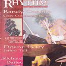 Randy Castillo, Doane Perry - Rhythm Magazine Cover [United States] (February 1988)