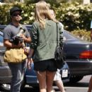 Nicky Hilton And David Katzenberg Out In Malibu