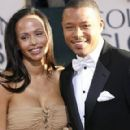 Terrence Howard and Leasi Andrews
