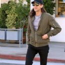 Adrien Brody spotted in Beverly Hills, California on February 14, 2017. Adrien was with a friend having lunch at Ebaldi restaurant - 370 x 600