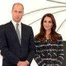 The Duke & Duchess of Cambridge Visit Manchester - 454 x 302