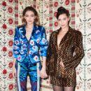 Gigi and Bella Hadid – CFDA x Vogue Fashion Fund 'Americans in Paris' Event in Paris