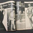 Marilyn Monroe - Movieland Magazine Pictorial [United States] (July 1952) - 454 x 340