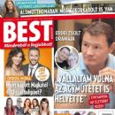 Zsolt Erdei - BEST Magazine Cover [Hungary] (12 December 2014)