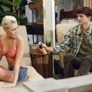 Miley Cyrus as Missi in Two and a Half Men - 454 x 302