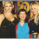 Bettie Page, Pamela Anderson, Anna Nicole Smith