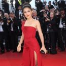 """Salma Hayek - """"Il Gattopardo"""" Premiere During The 63 Annual Cannes Film Festival, At The Palais Des Festivals In Cannes, France - May 14, 2010."""