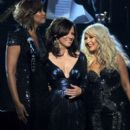 Martina McBride-February 13, 2011-The 53rd Annual GRAMMY Awards - Show - 395 x 594