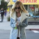 Ashley Tisdale: hit up Barneys New York in Beverly Hills