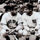 Jimmie Foxx & Lou Gehrig