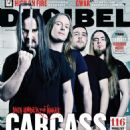 Bill Steer, Daniel Wilding, Jeffrey Walker - Decibel Magazine Cover [United States] (October 2013)