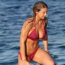 Gemma Atkinson Pink Bikini Photos