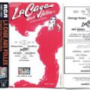 La Cage Aux Follies Original 1983 Broadway Musical Starring George Hearn - 454 x 287