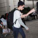 Kristen Stewart Lax Airport