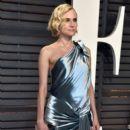 Diane Kruger : 2017 Vanity Fair Oscar Party - 399 x 600
