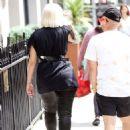Bebe Rexha – Arrives at Kiss Fm Studios in London - 454 x 677