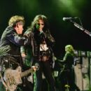 Alice Cooper performs  at The Greek Theatre on May 11, 2019 in Los Angeles, California