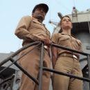 Johanna Watts as Lt. Caroline Bradley in American Warships - 454 x 255