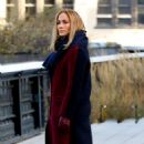 Jennifer Lopez – On the set of 'Second Act' in New York